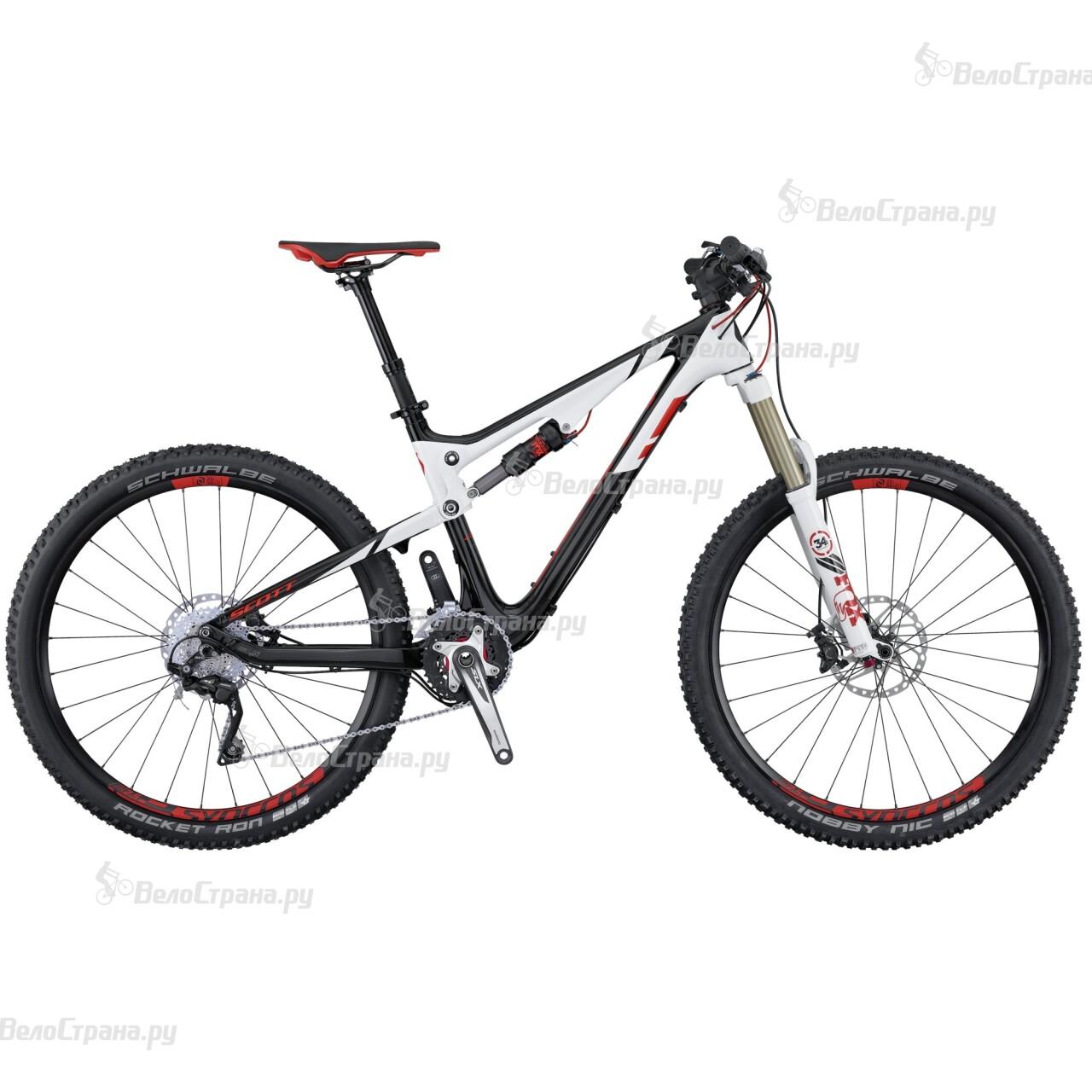 Велосипед Scott Genius 720 (2016) велосипед scott genius lt 720 2015