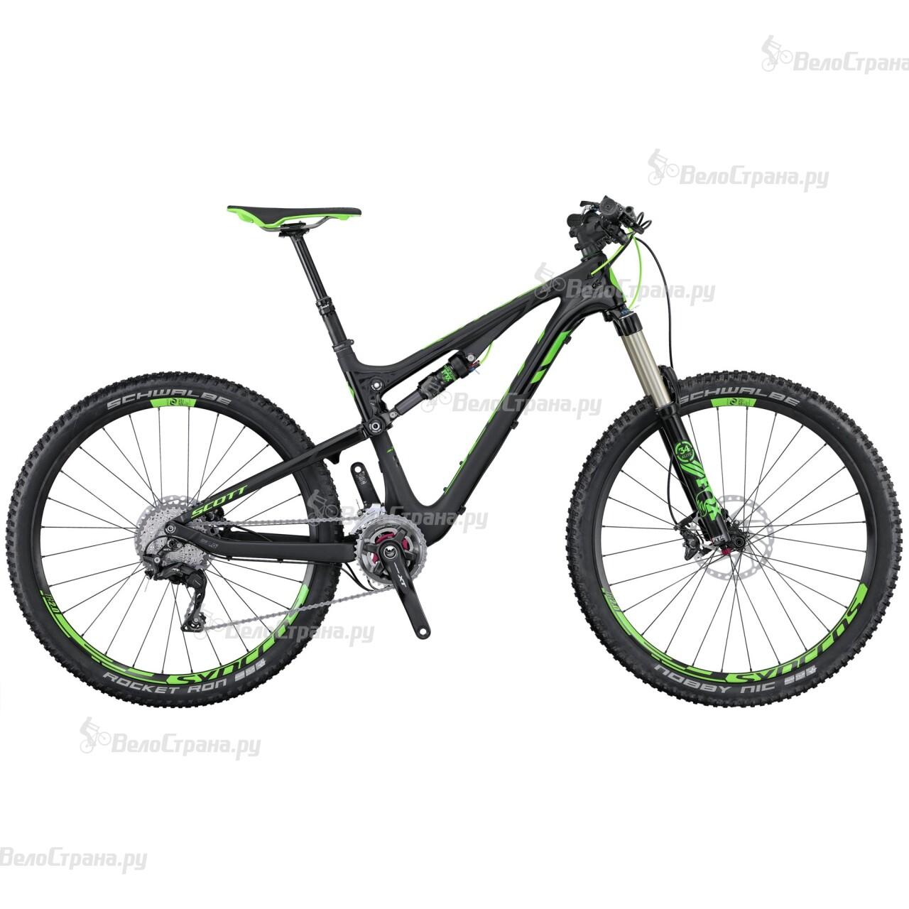 купить Велосипед Scott Genius 710 (2016) недорого