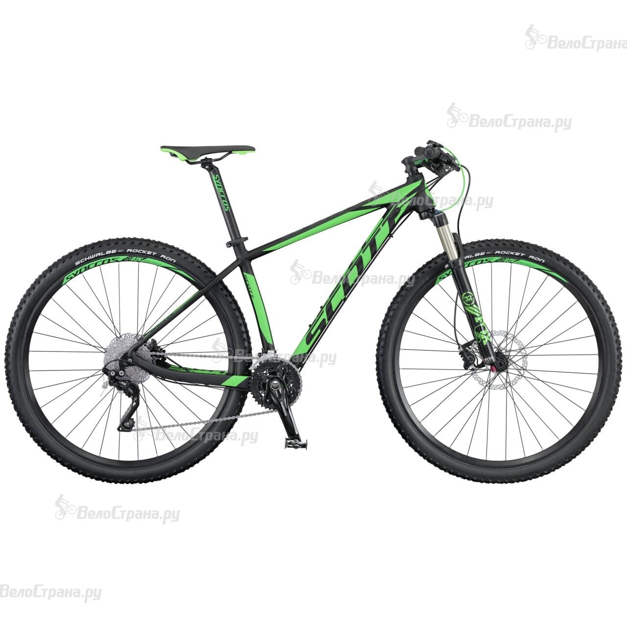 Велосипед Scott Scale 950 (2016) велосипед scott scale junior 26 2016