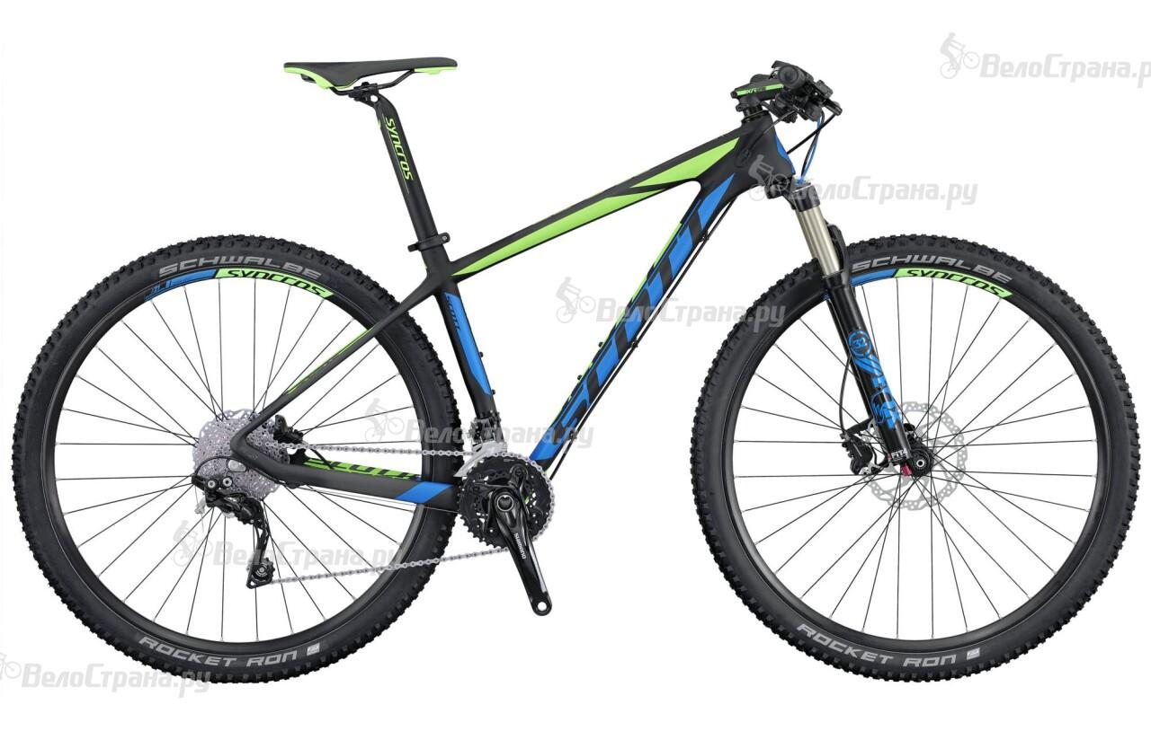 Велосипед Scott Scale 935 (2016) велосипед scott scale 935 2015