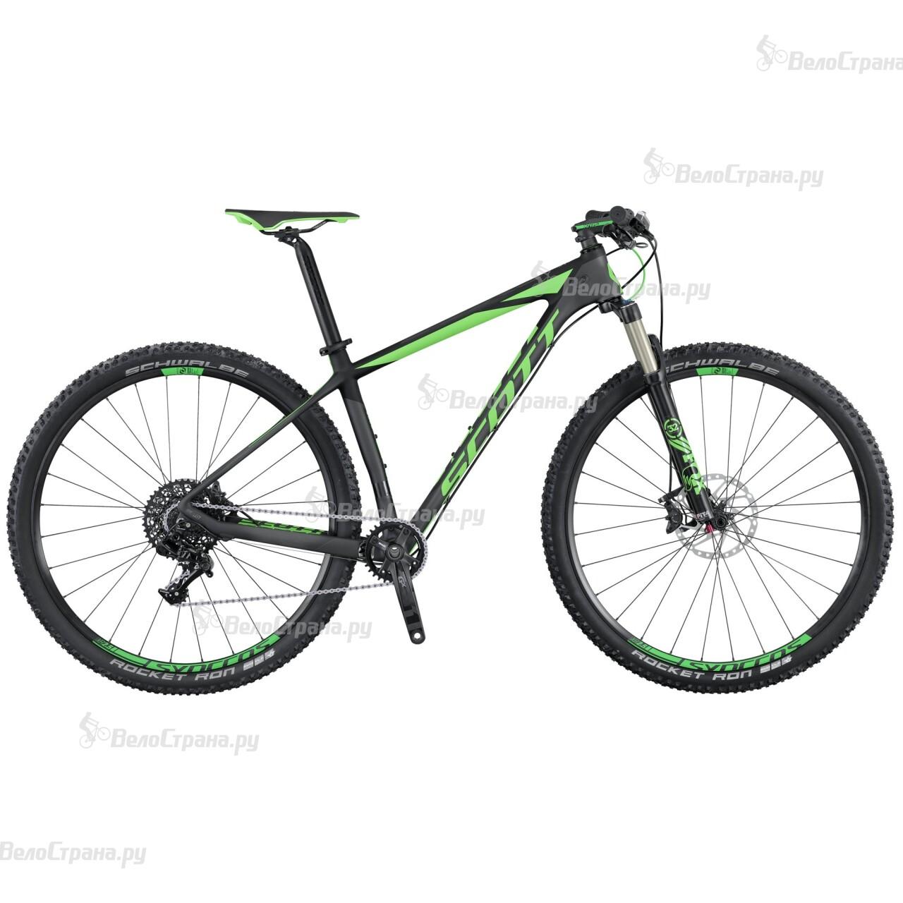 Велосипед Scott Scale 920 (2016)