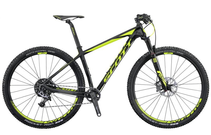Купить Горный велосипед Scott Scale 900 RC (2016)