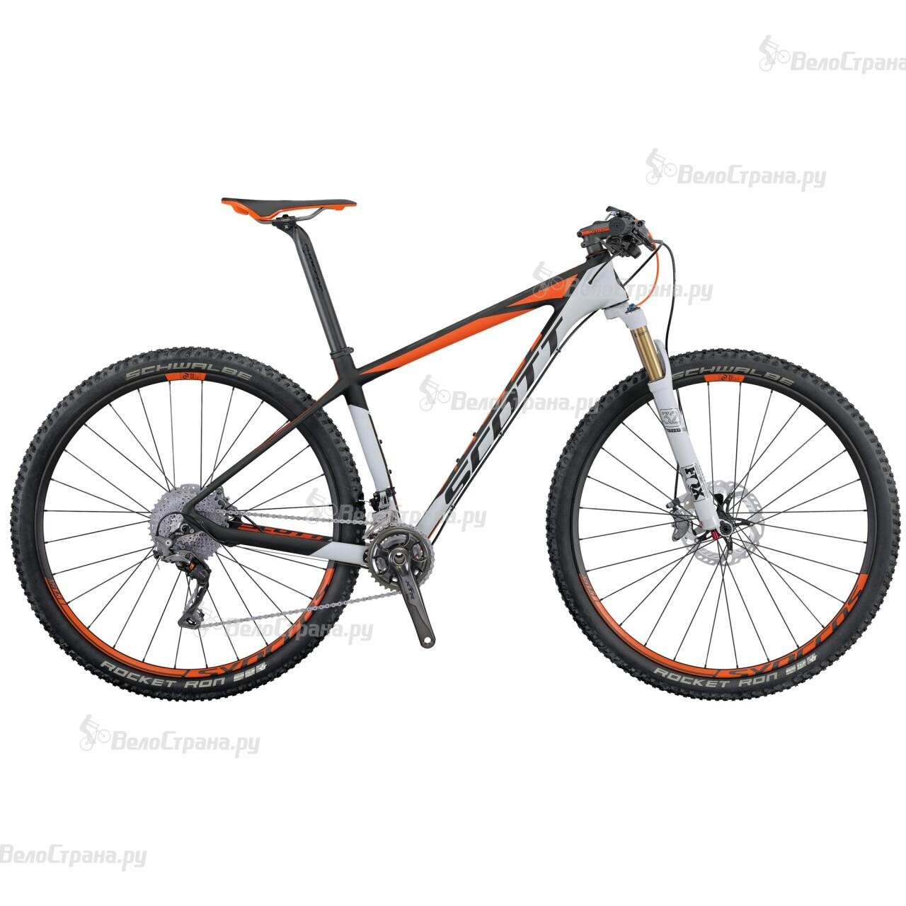 Велосипед Scott Scale 900 Premium (2016) велосипед scott scale junior 26 2016