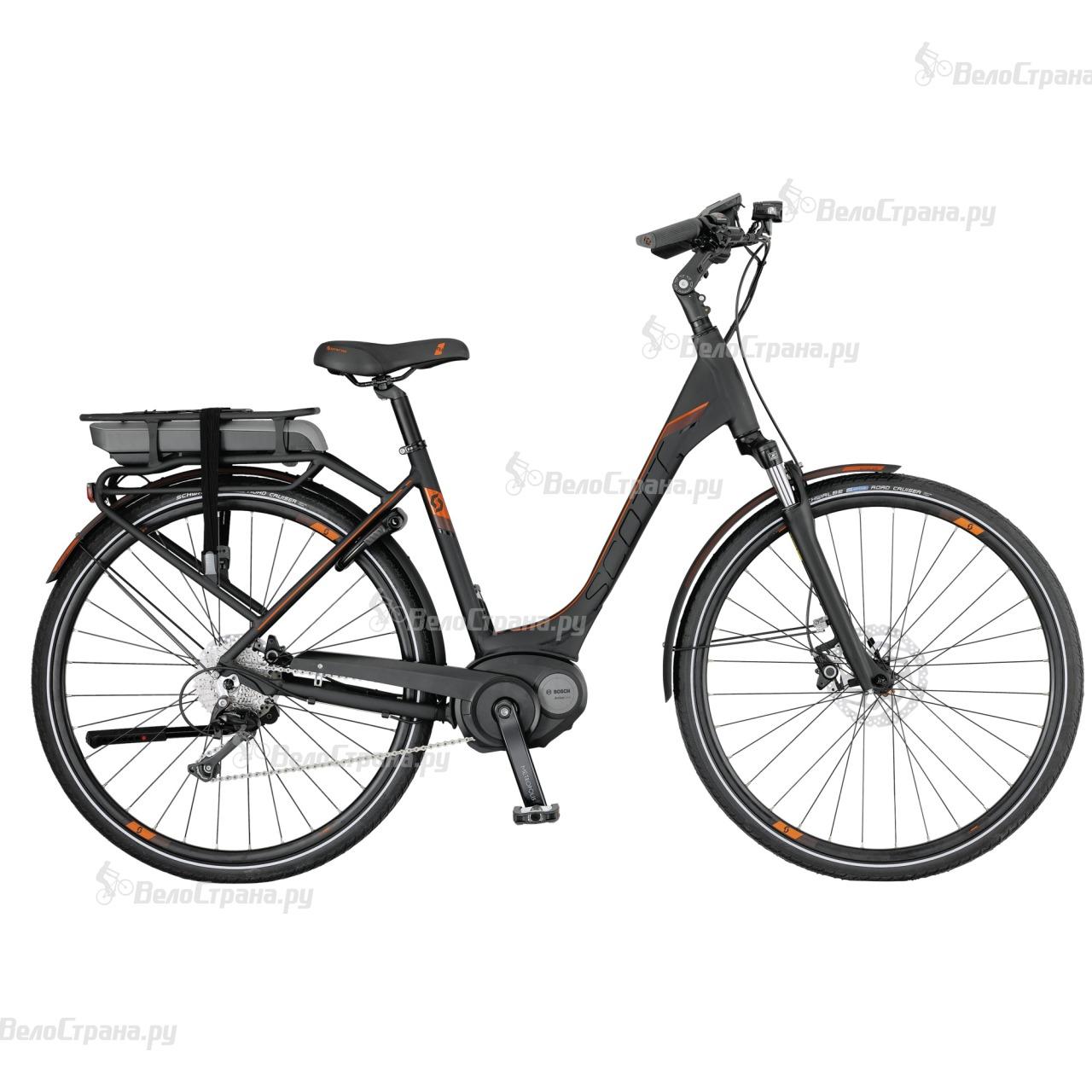 Велосипед Scott E-Sub Active Unisex (2017)