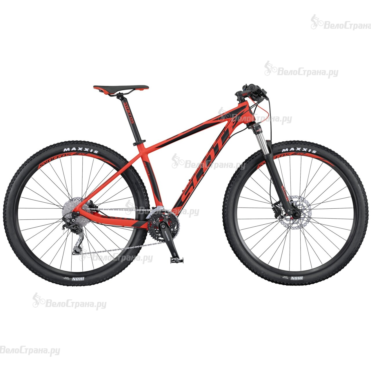 Велосипед Scott Scale 970 (2016)