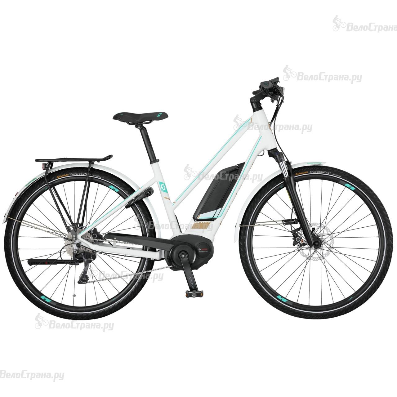 Велосипед Scott E-Sub Sport 20 Lady (2017)