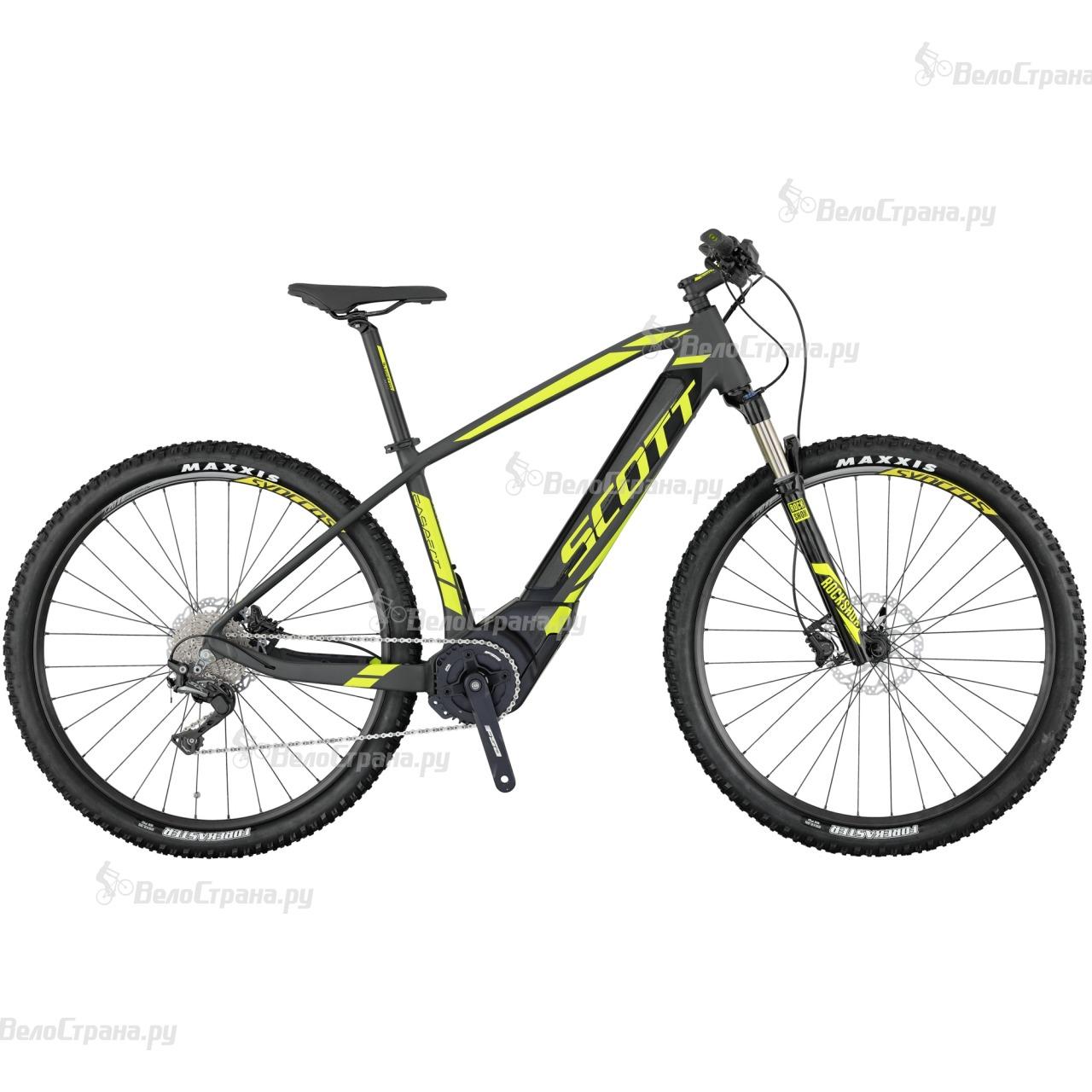 Велосипед Scott E-Aspect 720 (2017)