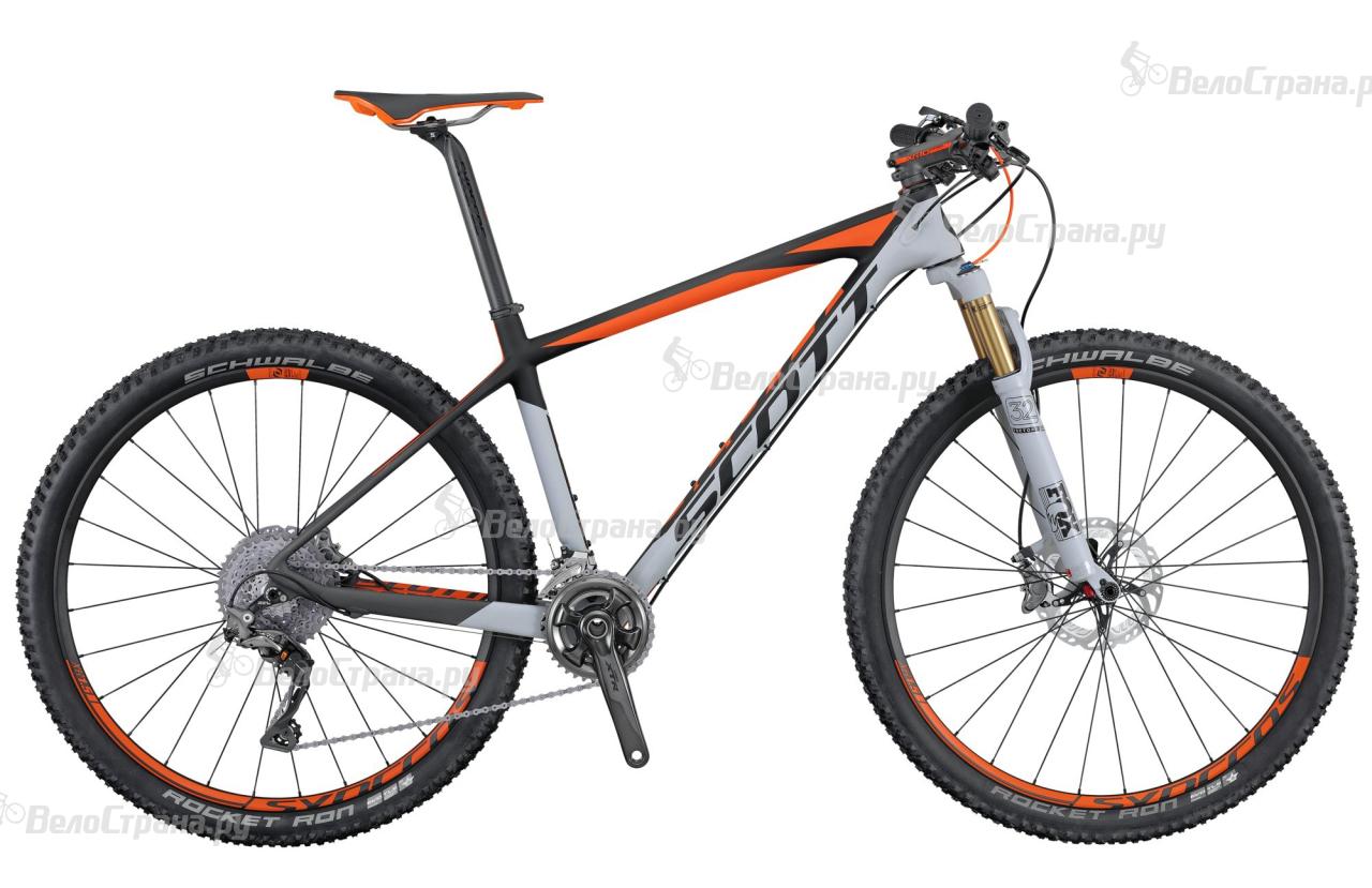 Велосипед Scott Scale 700 Premium (2016) велосипед scott scale 700 premium 27 5 2016