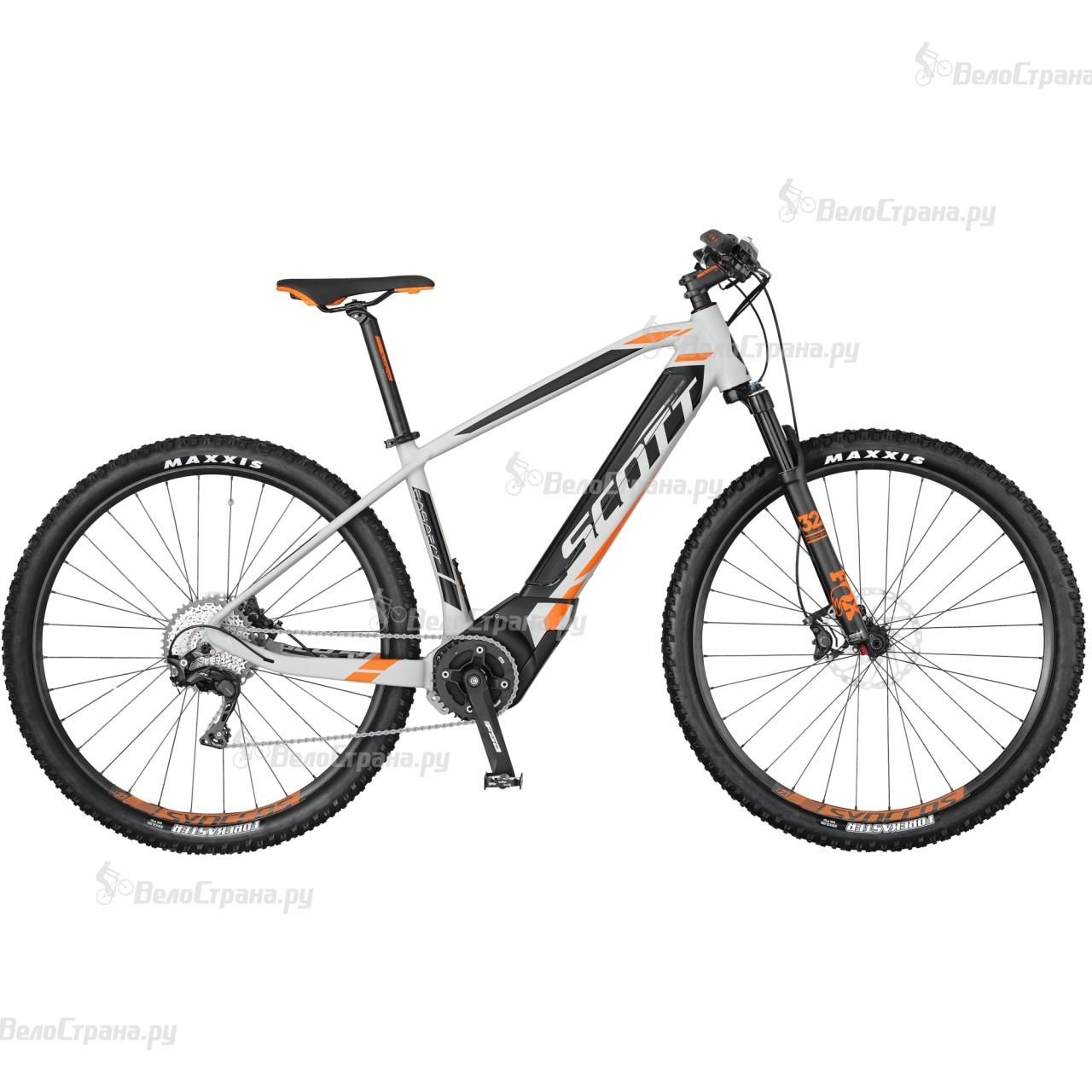 Велосипед Scott E-Aspect 710 (2017)