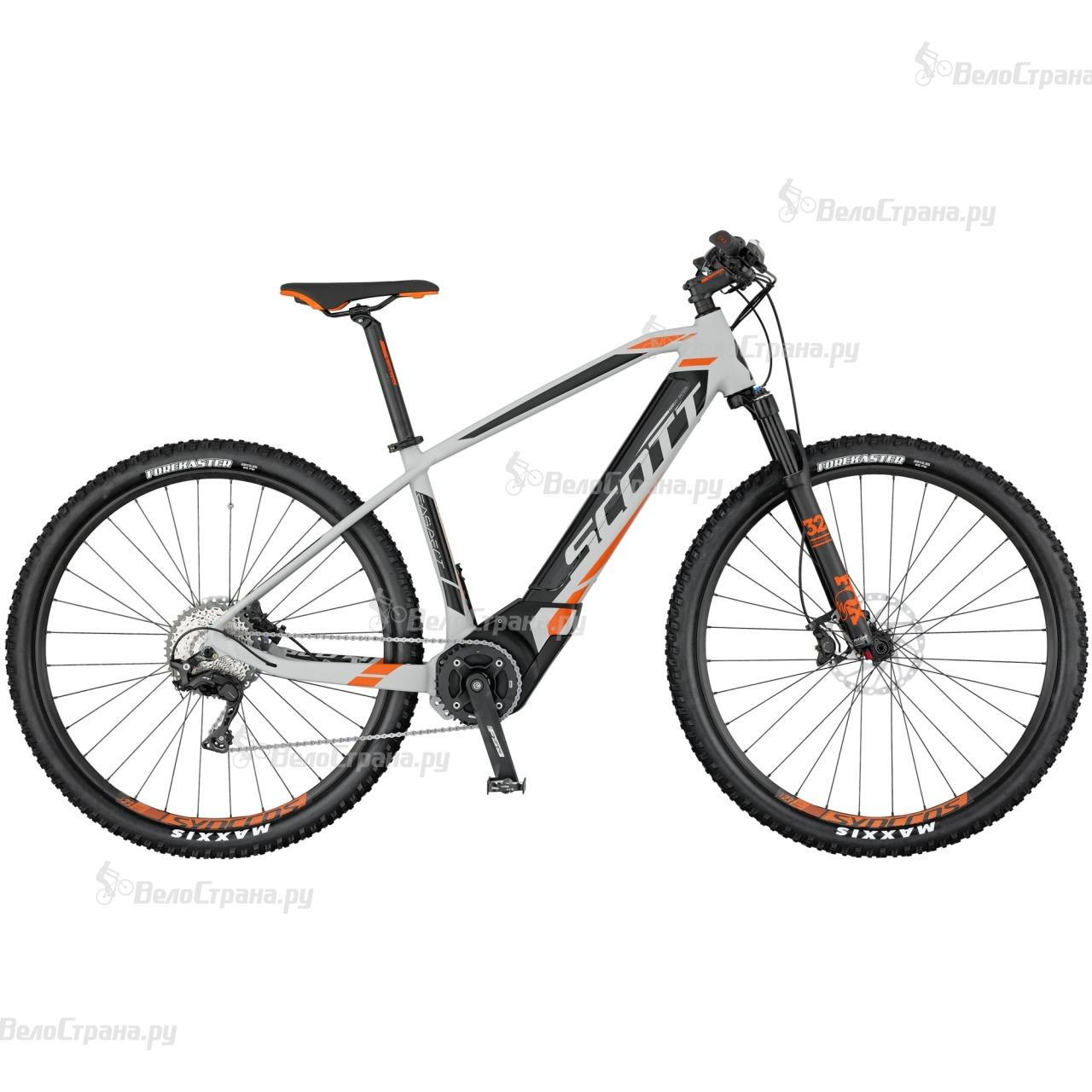 Велосипед Scott SCOTT E-Aspect 910 (2017)