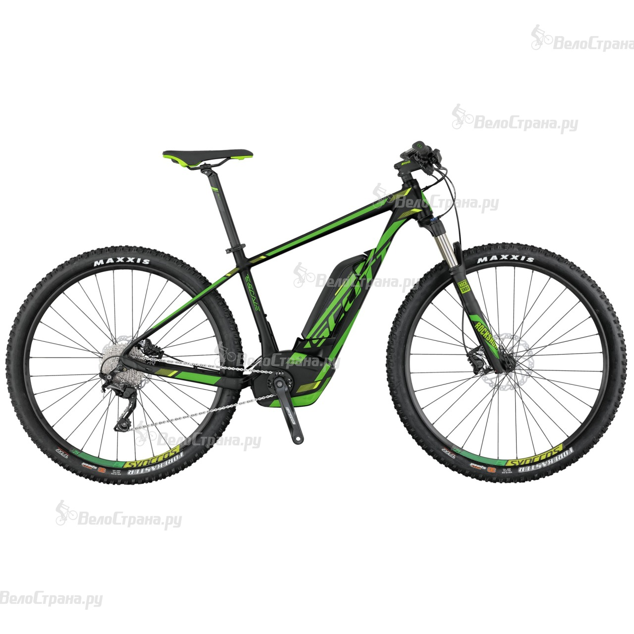 Велосипед Scott E-Scale 920 (2017)
