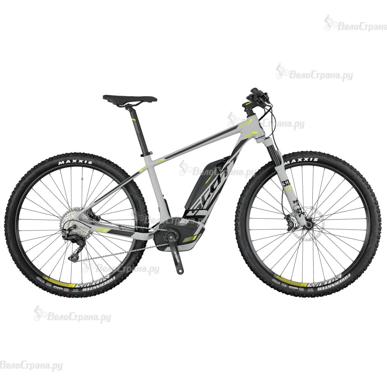 Велосипед Scott E-Scale 710 (2017)