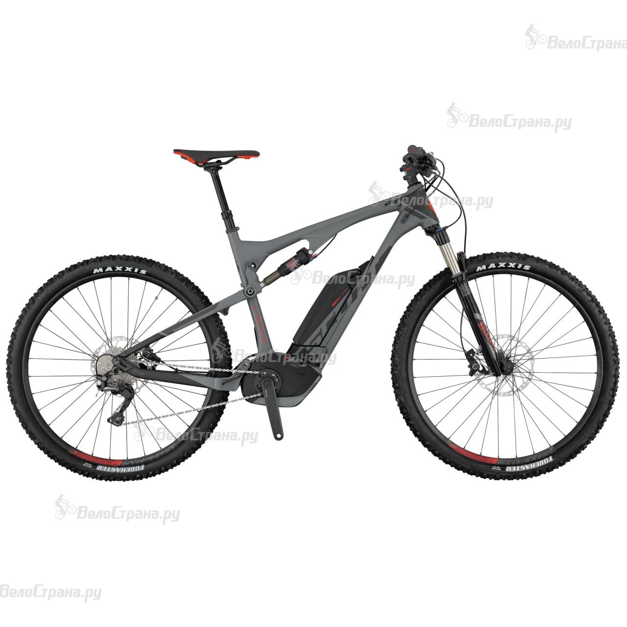 Велосипед Scott E-Genius 920 (2017)