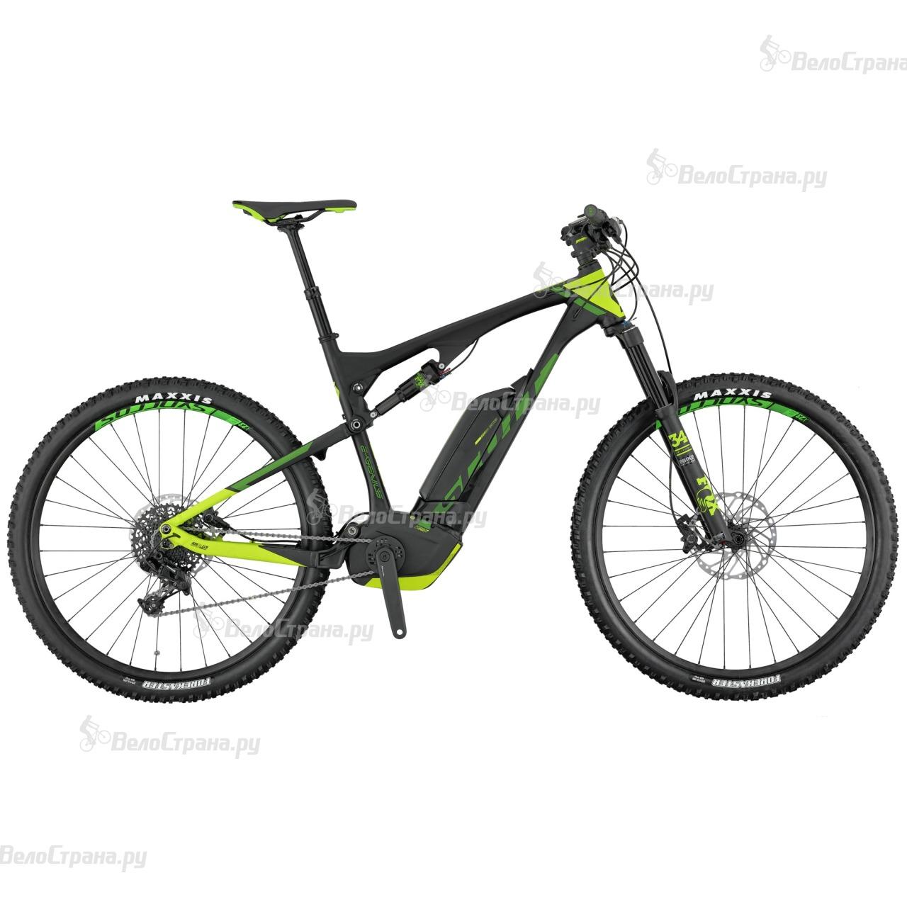 Велосипед Scott E-Genius 910 (2017)