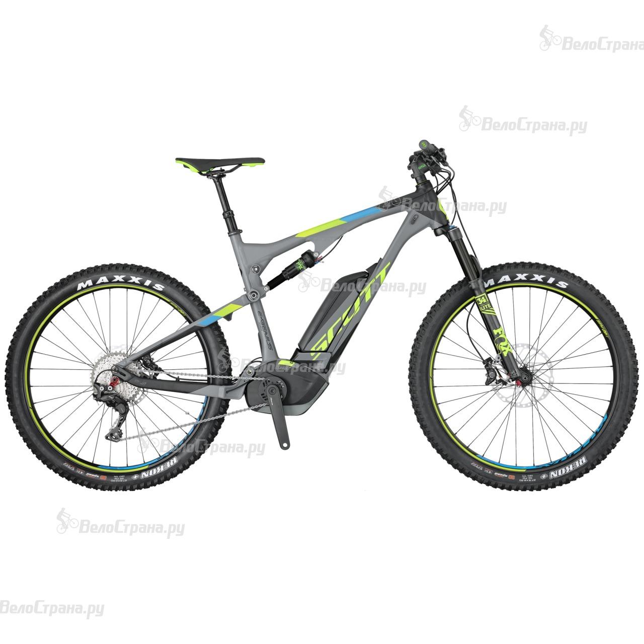 купить Велосипед Scott E-Genius 710 Plus (2017) недорого