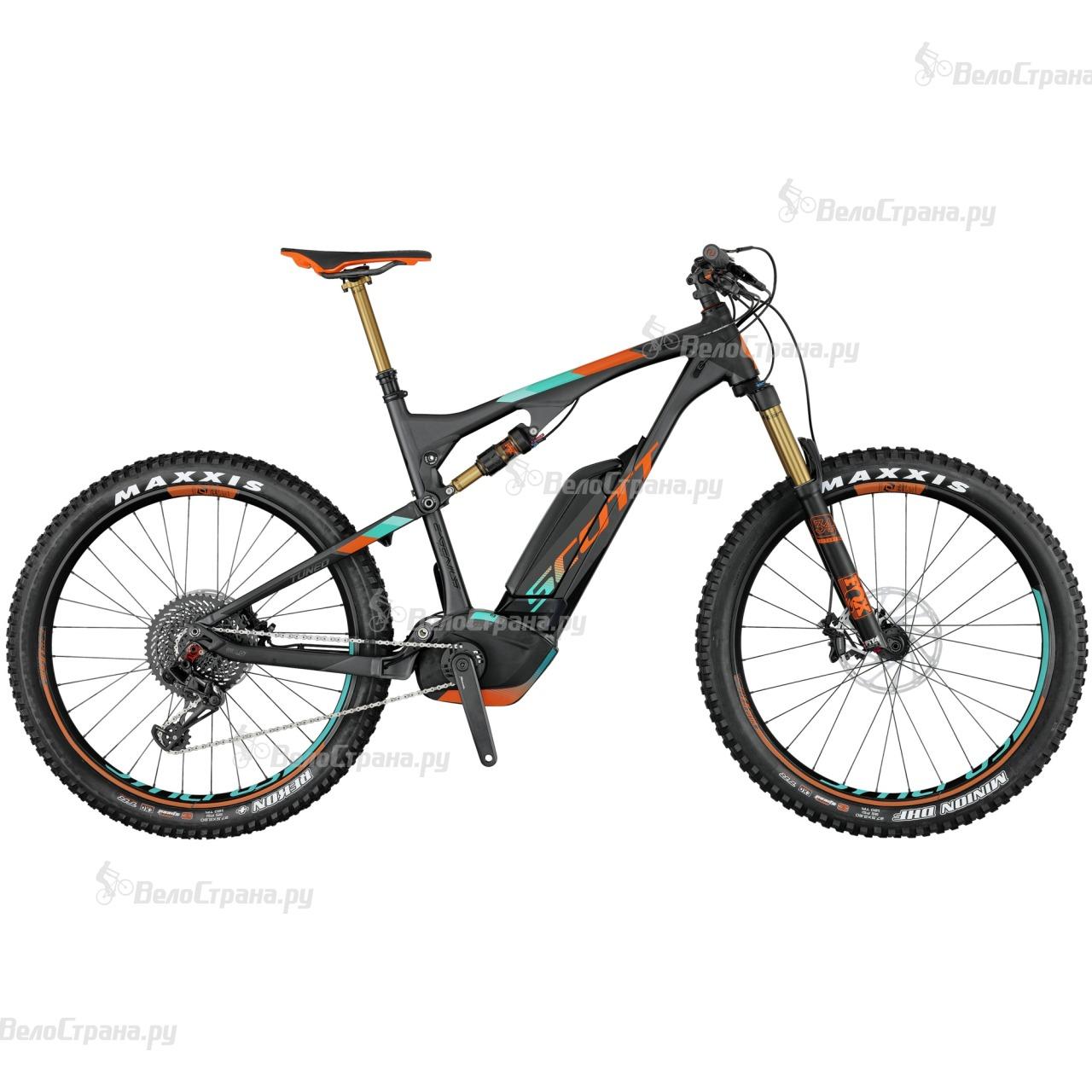 Велосипед Scott E-Genius 700 Plus Tuned (2017)