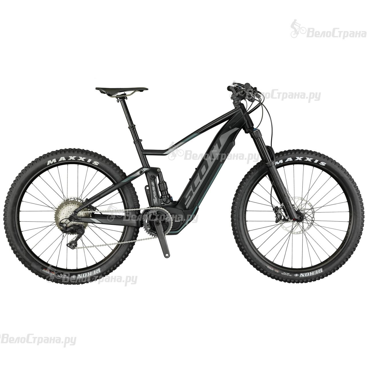 Велосипед Scott E-Spark 710 Plus (2017)