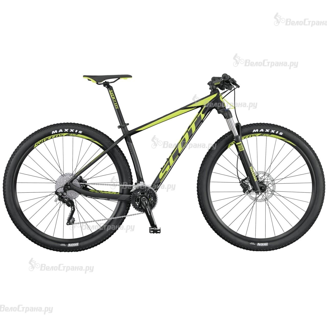Велосипед Scott Scale 760 (2016)