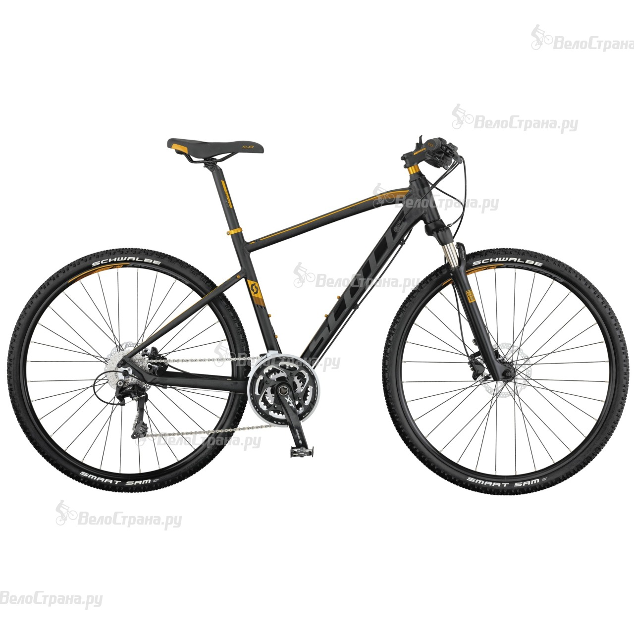 Велосипед Scott Sub Cross 10 (2017) specialized expedition sport low entry 2014