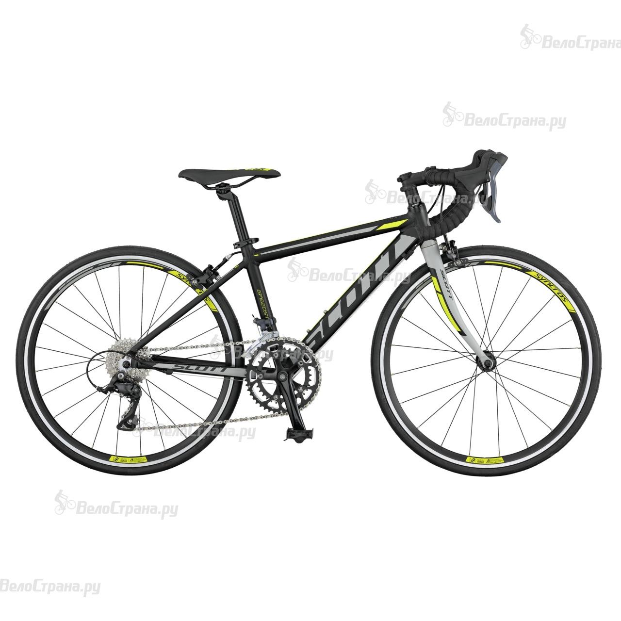 Велосипед Scott Speedster JR 24 (2017)