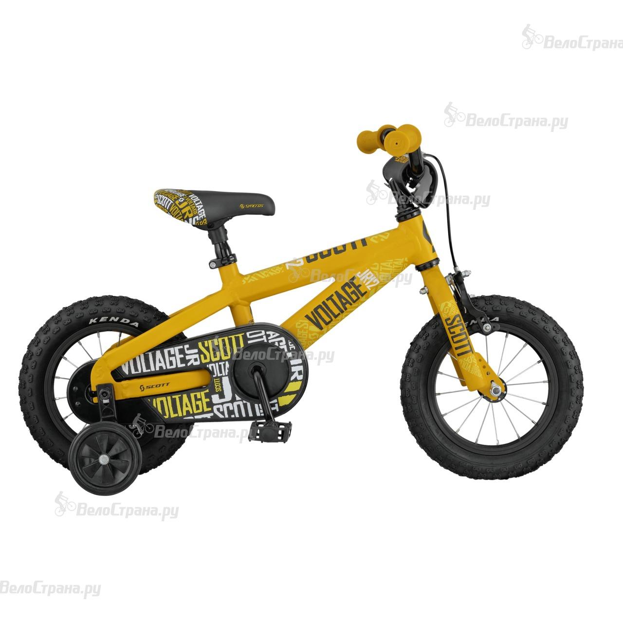 Велосипед Scott Voltage JR 12 (2017)