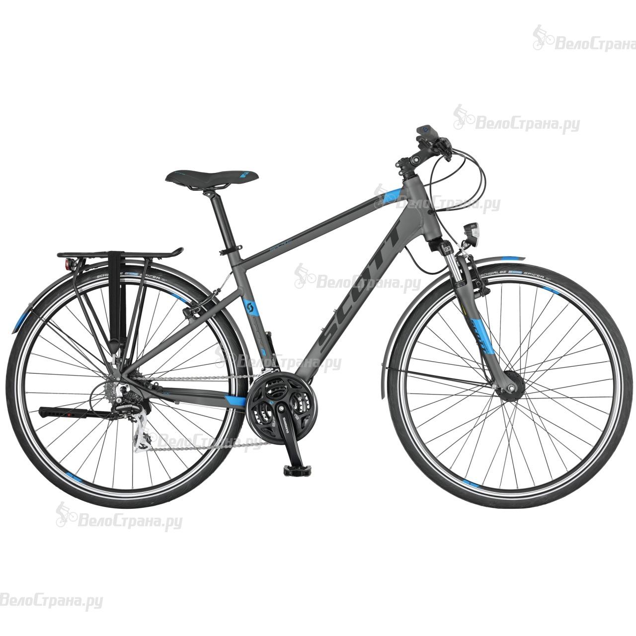 Велосипед Scott Sub Sport 30 Men (2017)