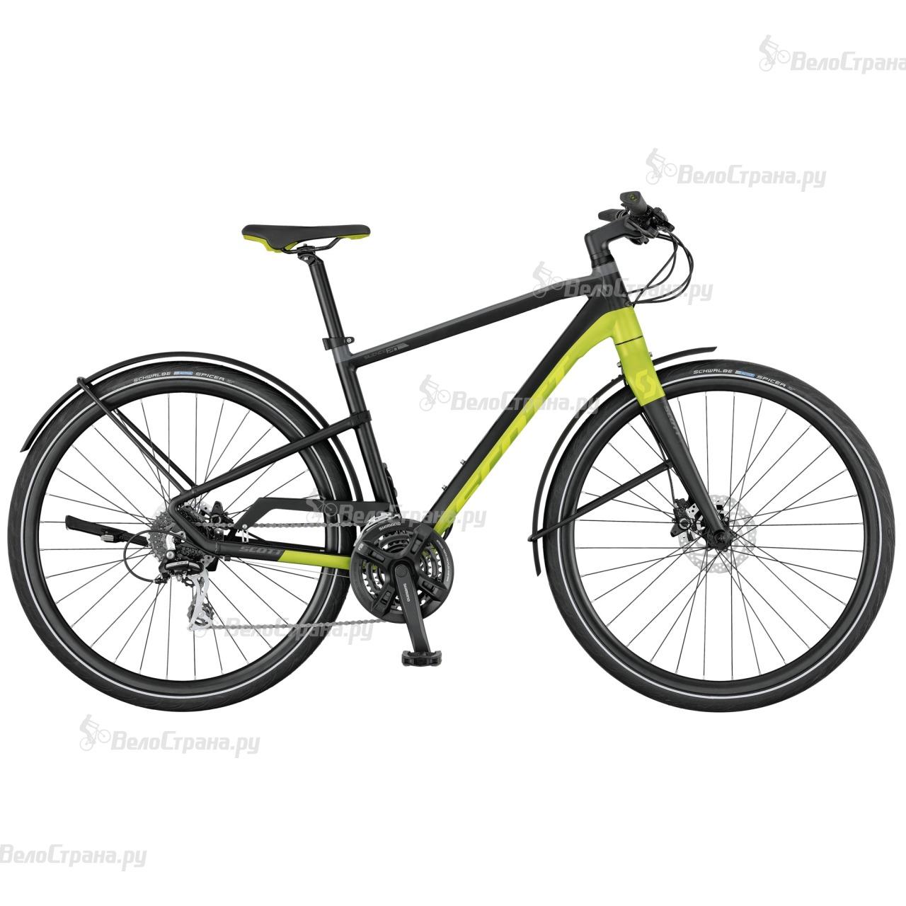 Велосипед Scott Silence Speed 20 Men (2017)