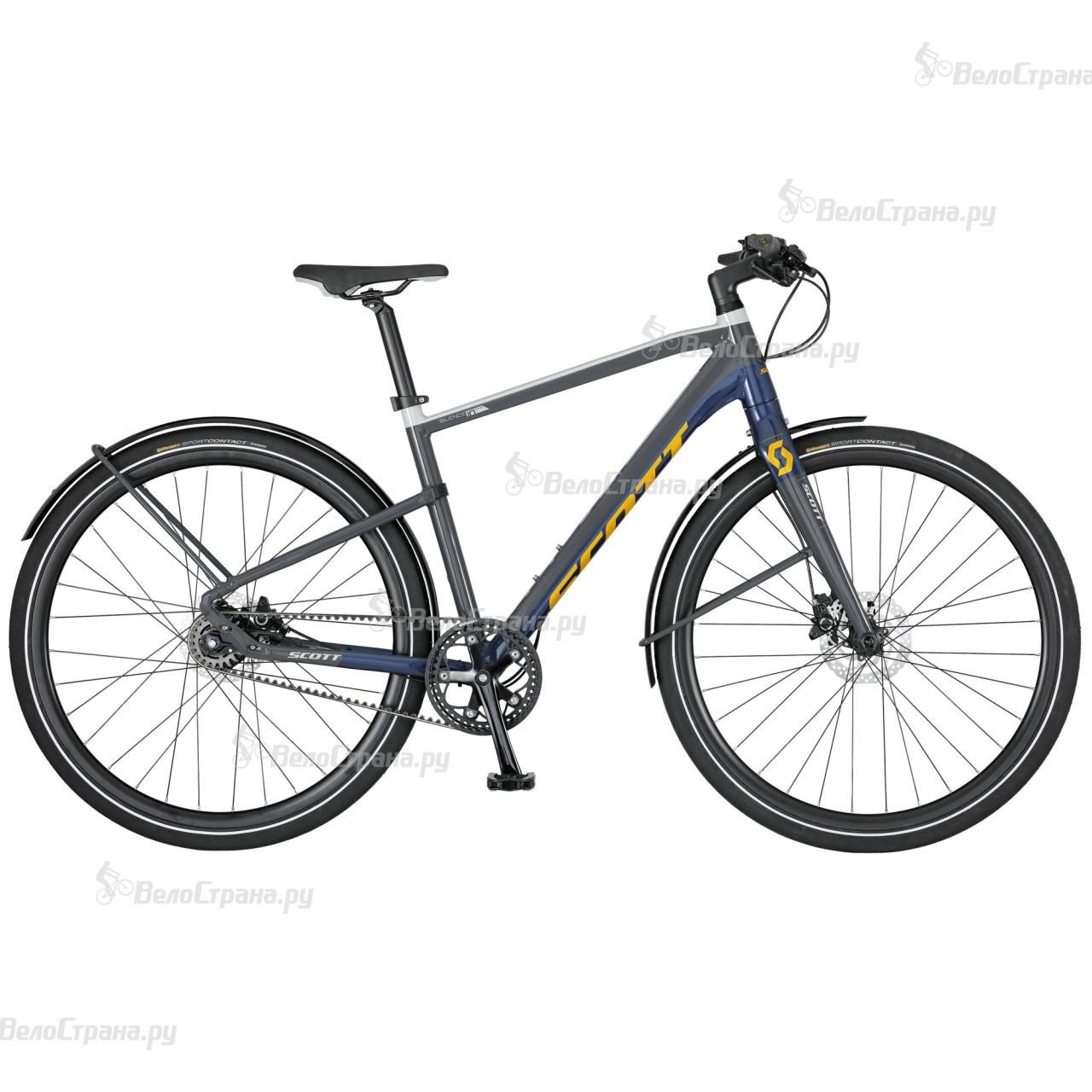 Велосипед Scott Silence Speed 10 Men (2017) велосипед scott e silence evo 2017