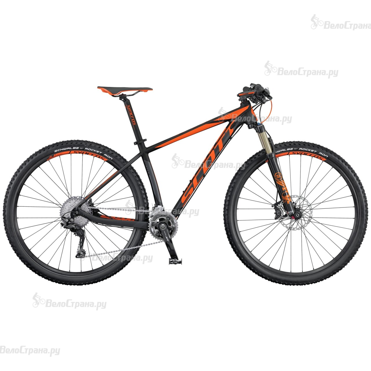 Велосипед Scott Scale 740 (2016)