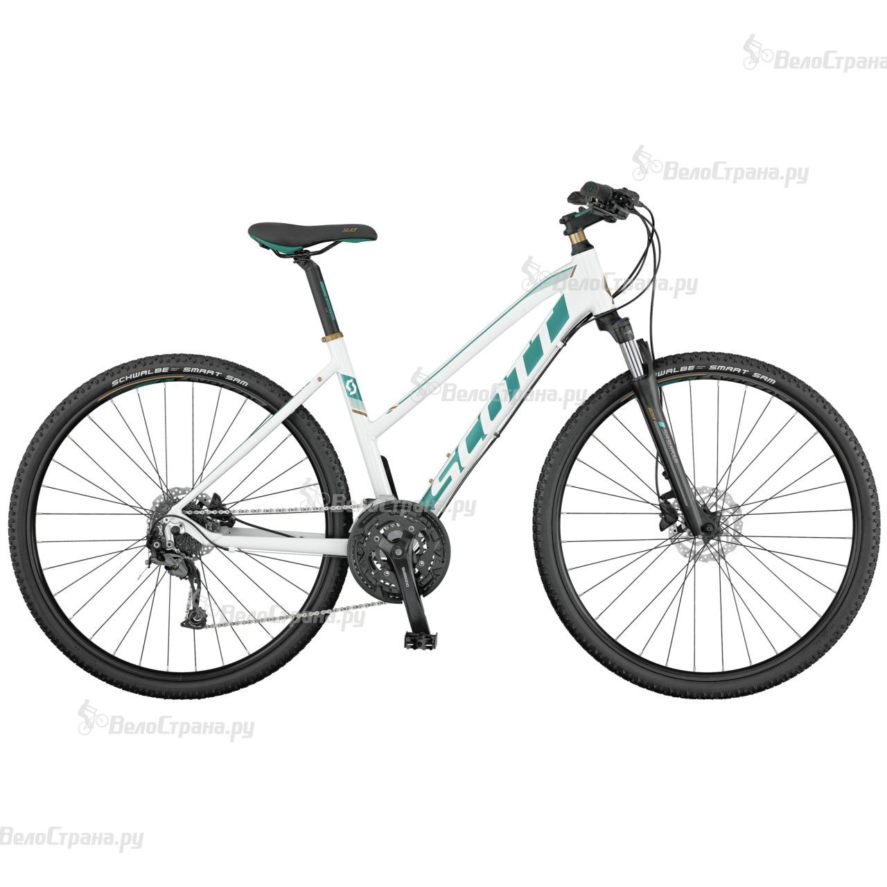 Велосипед Scott Sub Cross 30 Lady (2017) велосипед scott sub cross 30 men 2017