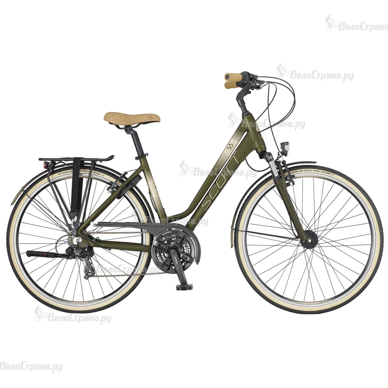 Велосипед Scott Sub Comfort 20 Unisex (2017)