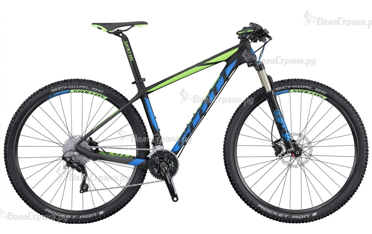 Велосипед Scott Scale 735 (2016) велосипед scott scale junior 26 2016