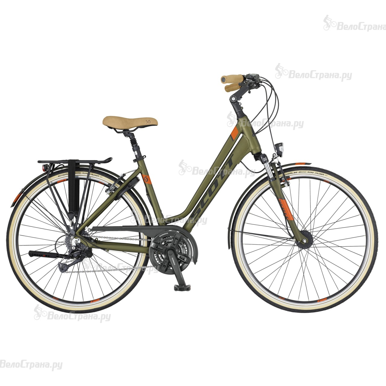 Велосипед Scott Sub Comfort 10 Unisex (2017)