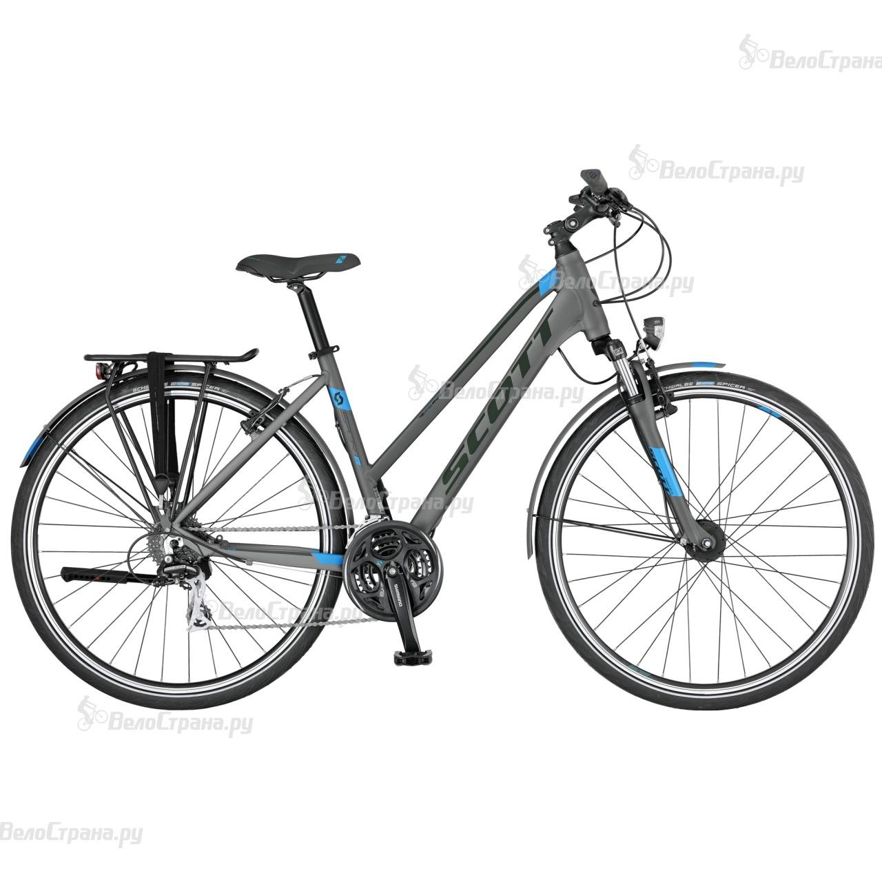 Велосипед Scott Sub Sport 30 Lady (2017)