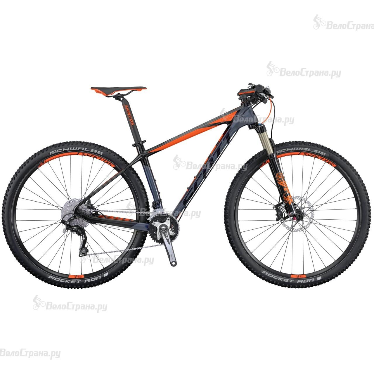Велосипед Scott Scale 730 (2016) велосипед scott scale junior 26 2016