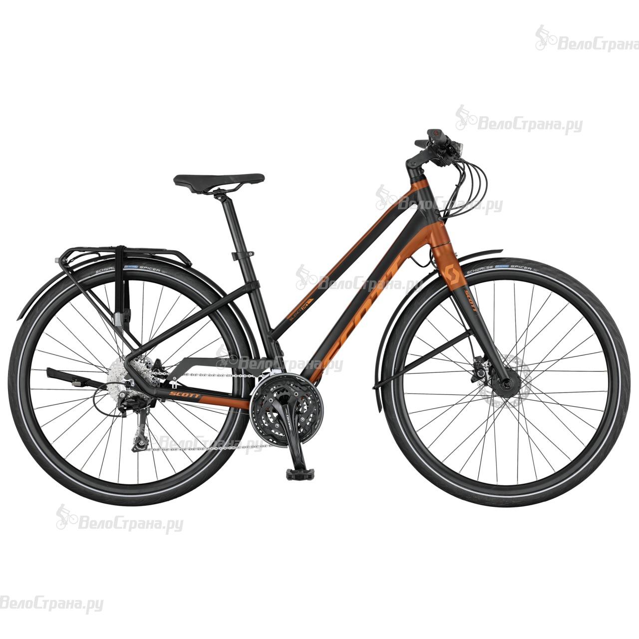 Велосипед Scott Silence 20 Lady (2017) велосипед scott e silence evo 2017