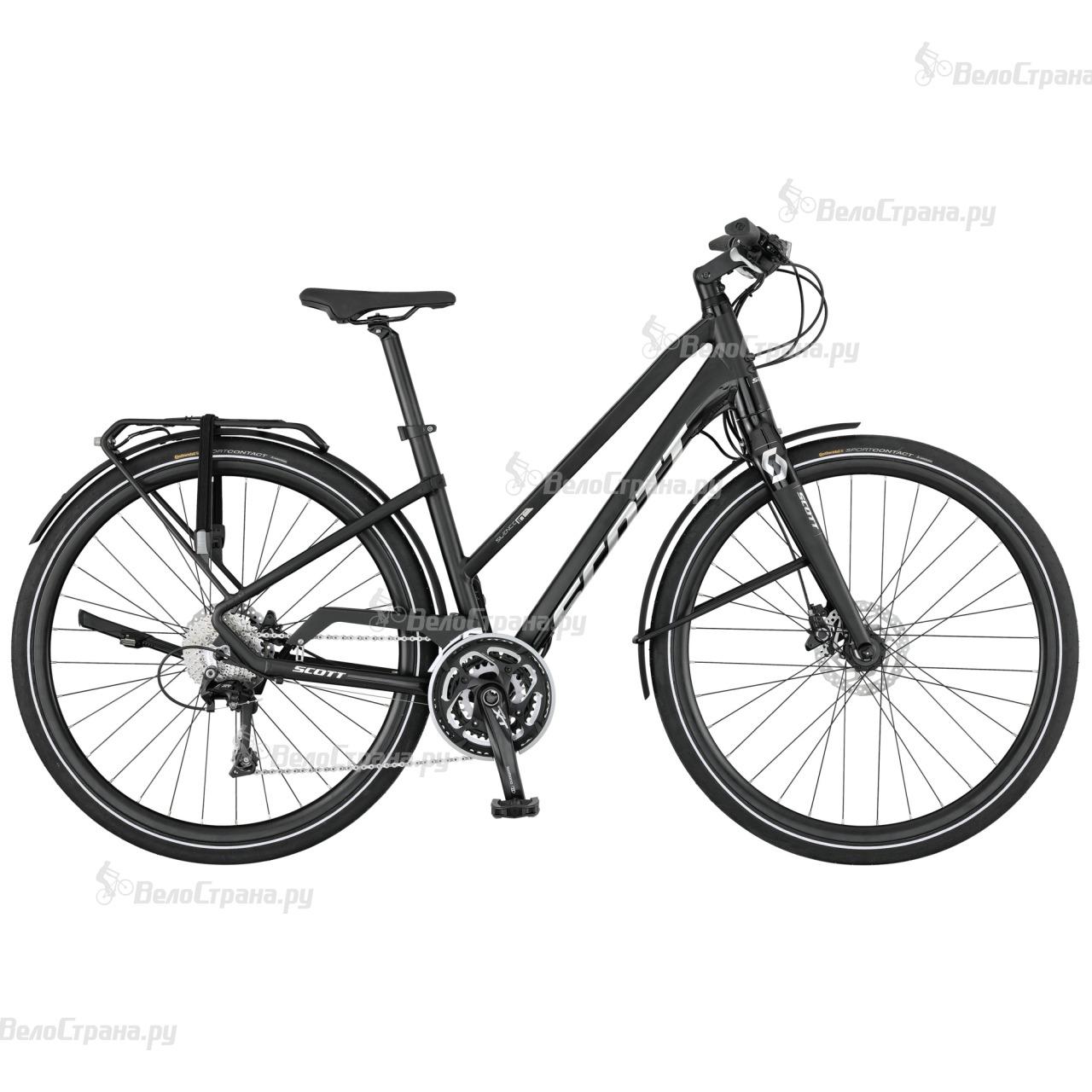 Велосипед Scott Silence 10 Lady (2017) велосипед scott e silence evo 2017