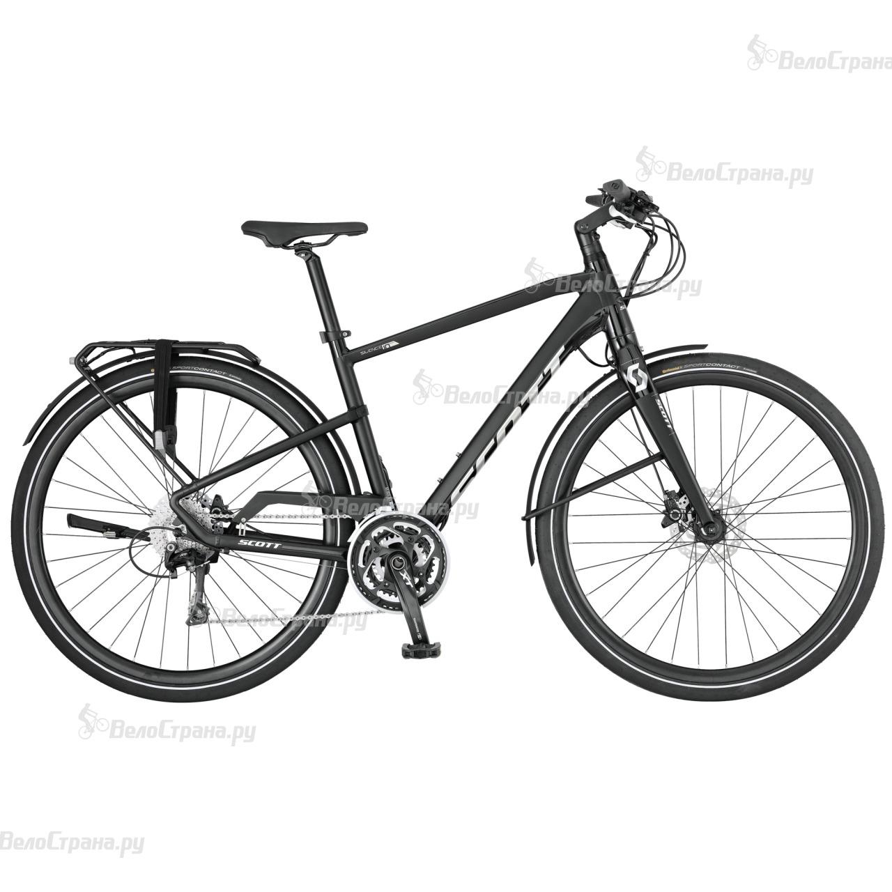 Велосипед Scott Silence 10 Men (2017) велосипед scott e silence evo 2017
