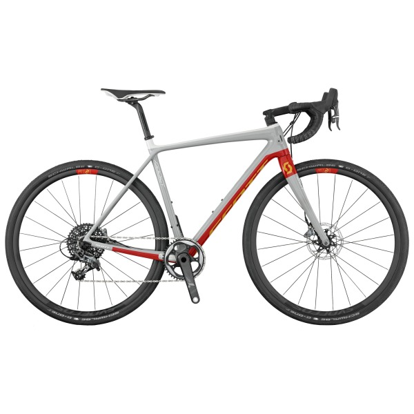 Scott Addict Gravel 10 Disc (2017)