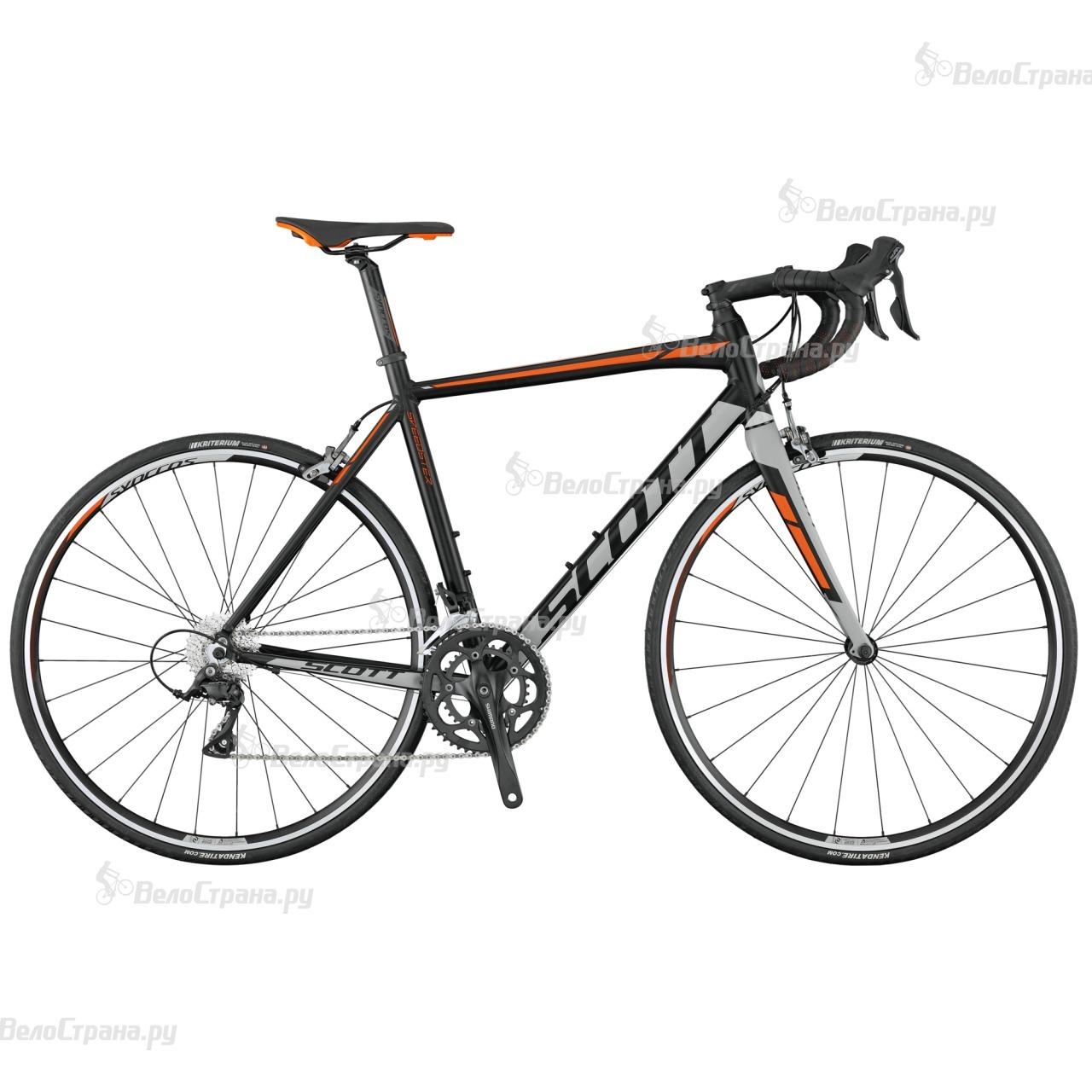 Велосипед Scott Speedster 30 (2017) велосипед scott speedster 30 disc 2016