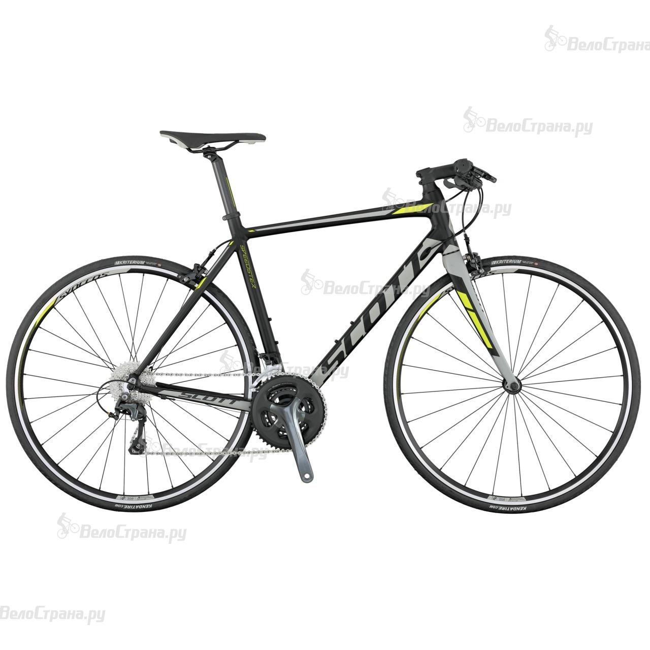 Велосипед Scott Speedster 10 FB (2017)