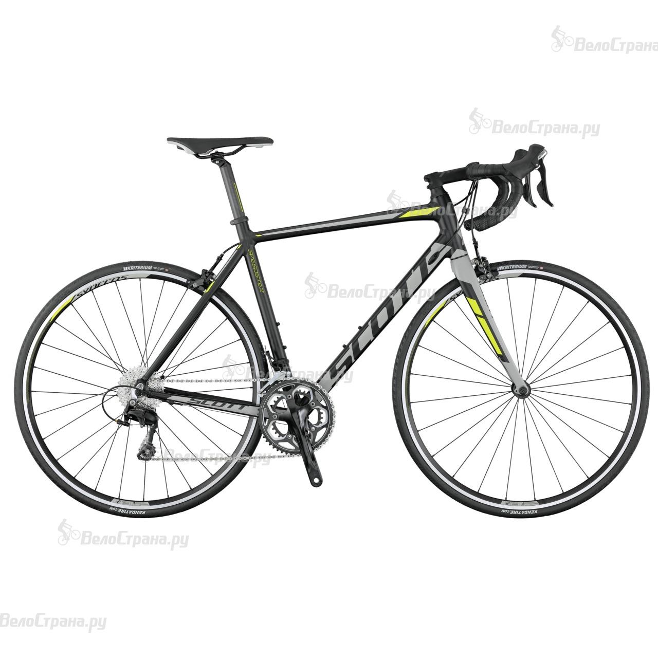 Велосипед Scott Speedster 10 (2017) крепление велосипедное of giant giant contact slr lite