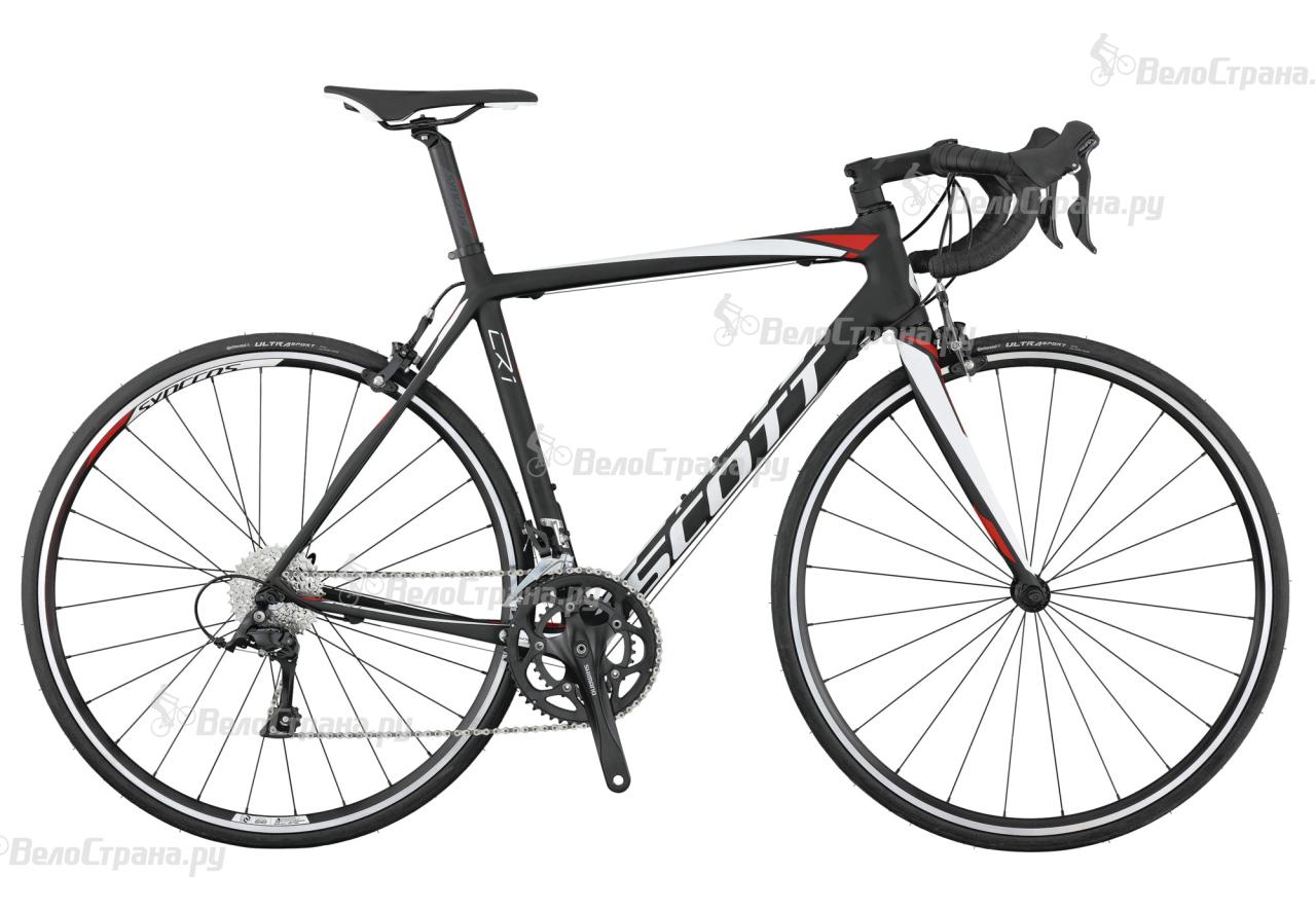 Велосипед Scott CR1 30 (2017) велосипед scott cr1 20 2017