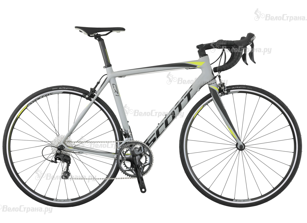 Велосипед Scott CR1 20 (2017) велосипед scott cr1 20 2017