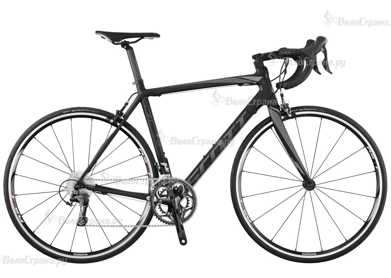 Велосипед Scott CR1 10 (2017) велосипед scott cr1 20 2017