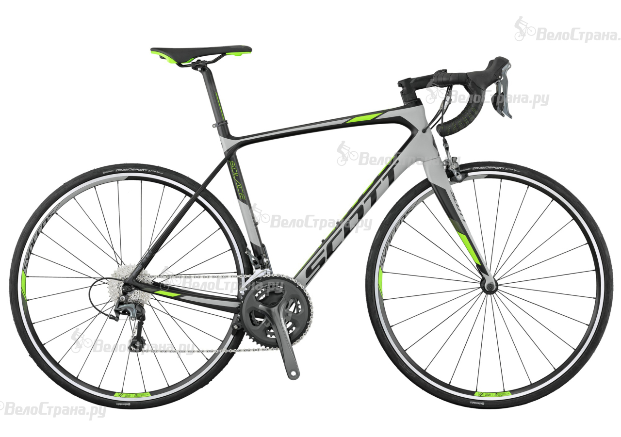 Велосипед Scott Solace 30 (2017) велосипед scott contessa solace 15 compact 2015