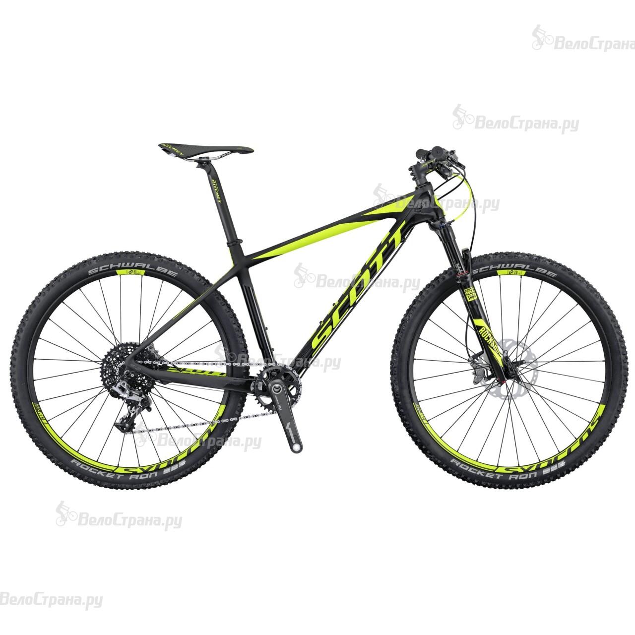 Велосипед Scott Scale 700 RC (2016) scott scale 700 rc 2016
