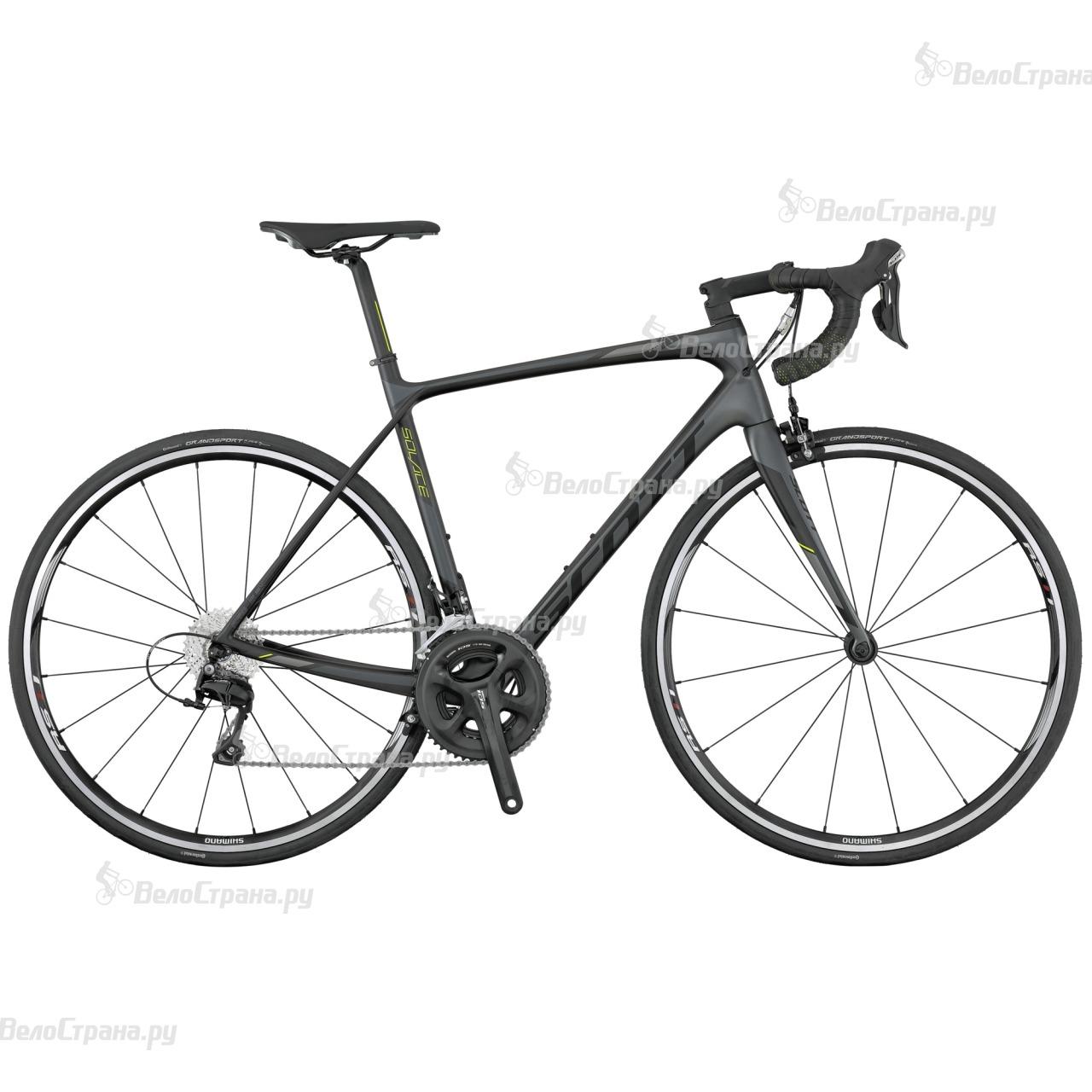 Велосипед Scott Solace 20 (2017) велосипед scott contessa solace 15 compact 2015