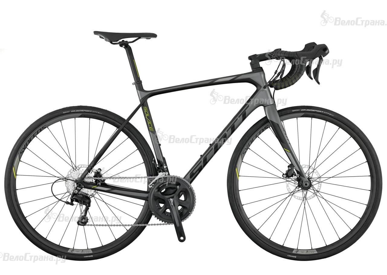 Велосипед Scott Solace 20 Disc (2017) велосипед scott contessa solace 15 disc 2017