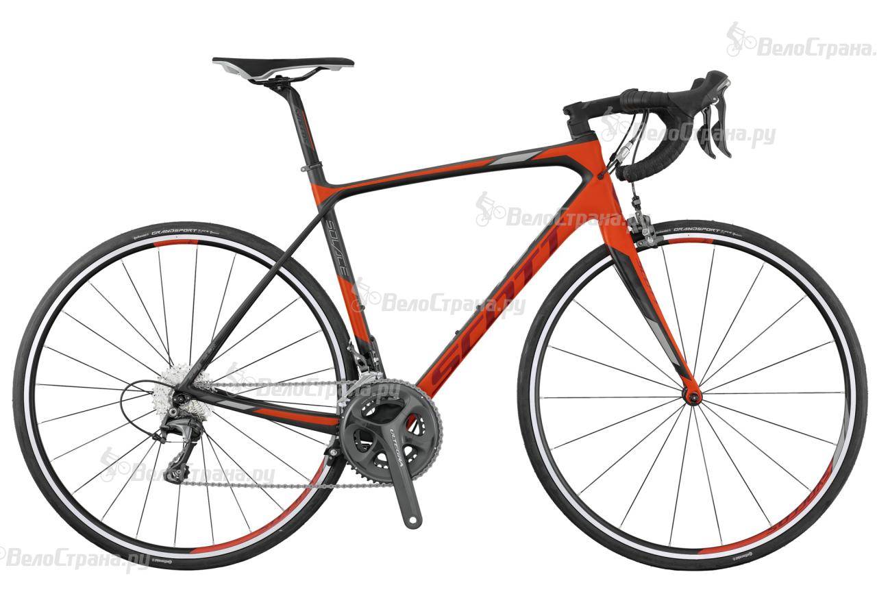 Велосипед Scott Solace 10 (2017) велосипед scott contessa solace 15 compact 2015